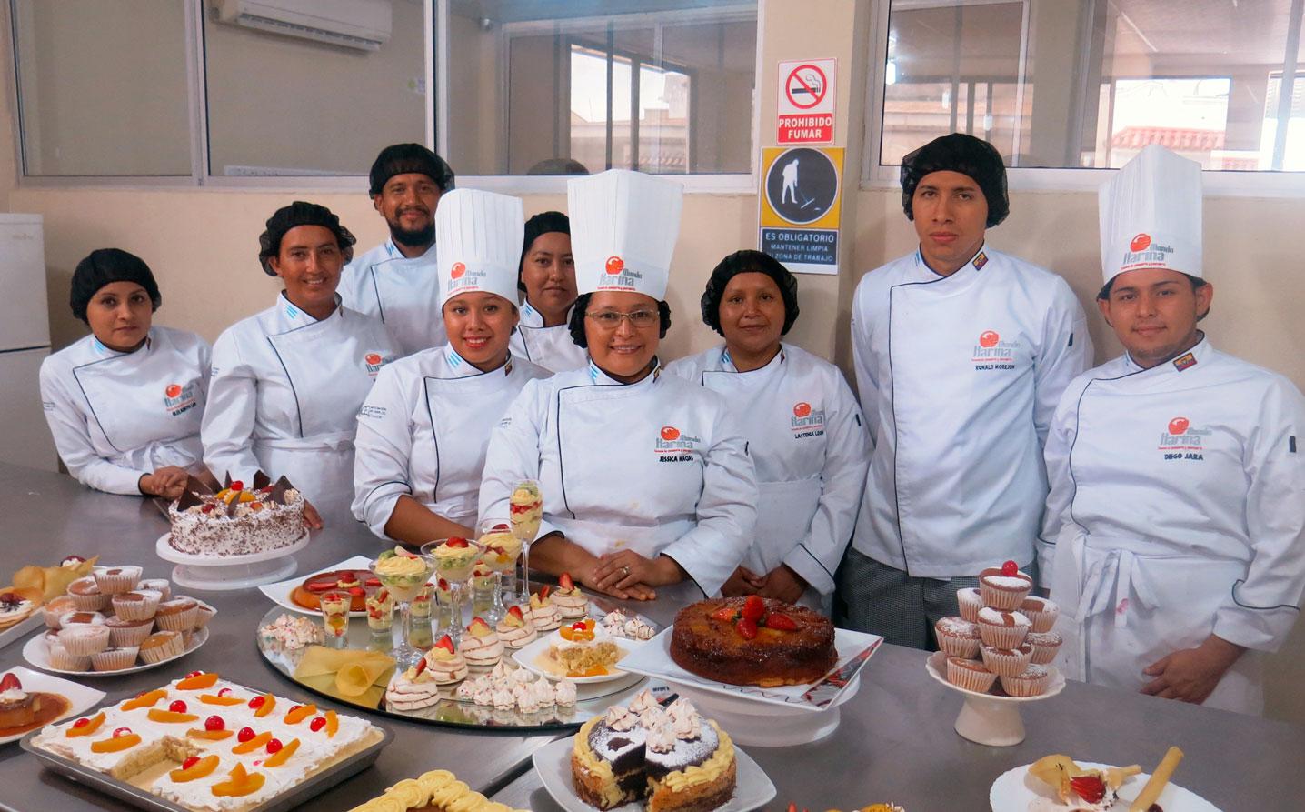 Escuela de Panadería y Pastelería | MUNDO HARINA